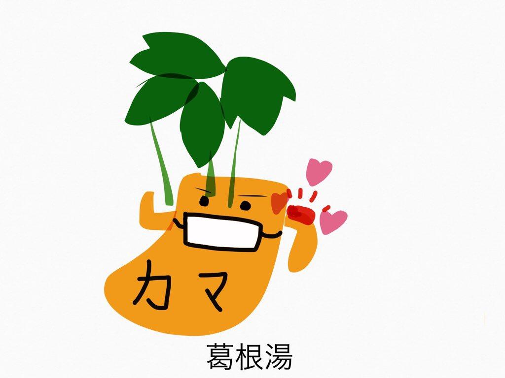 葛根湯(かっこんとう)[かぜ]【漢方の覚え方】