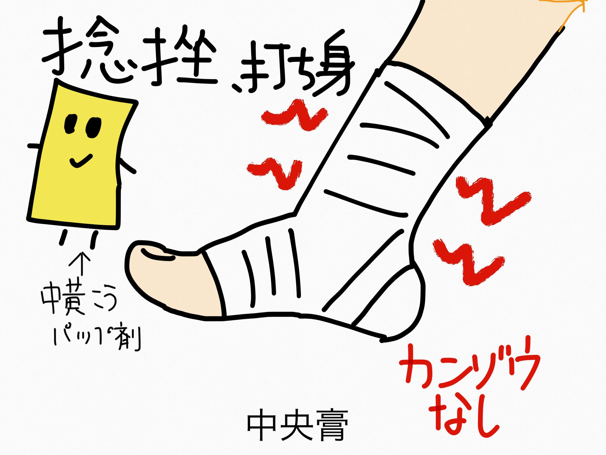 中黄膏(ちゅうおうこう)[外用剤]【漢方の覚え方】