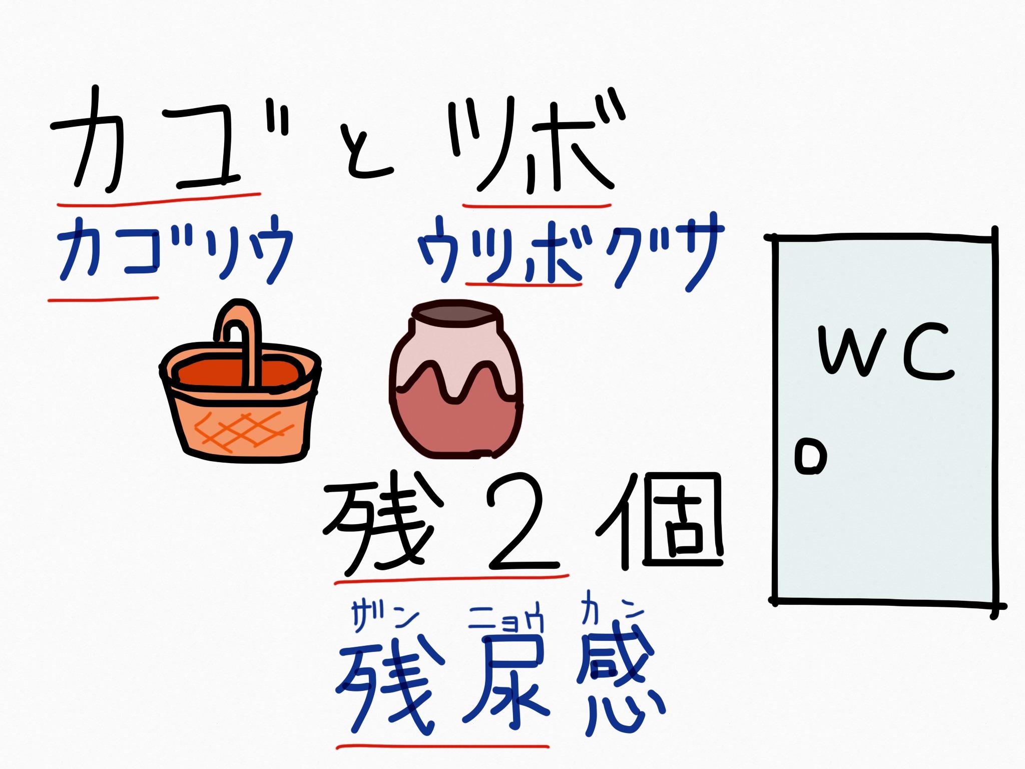 カゴソウ[泌尿器用薬]生薬の覚え方・暗記方法・語呂合わせ