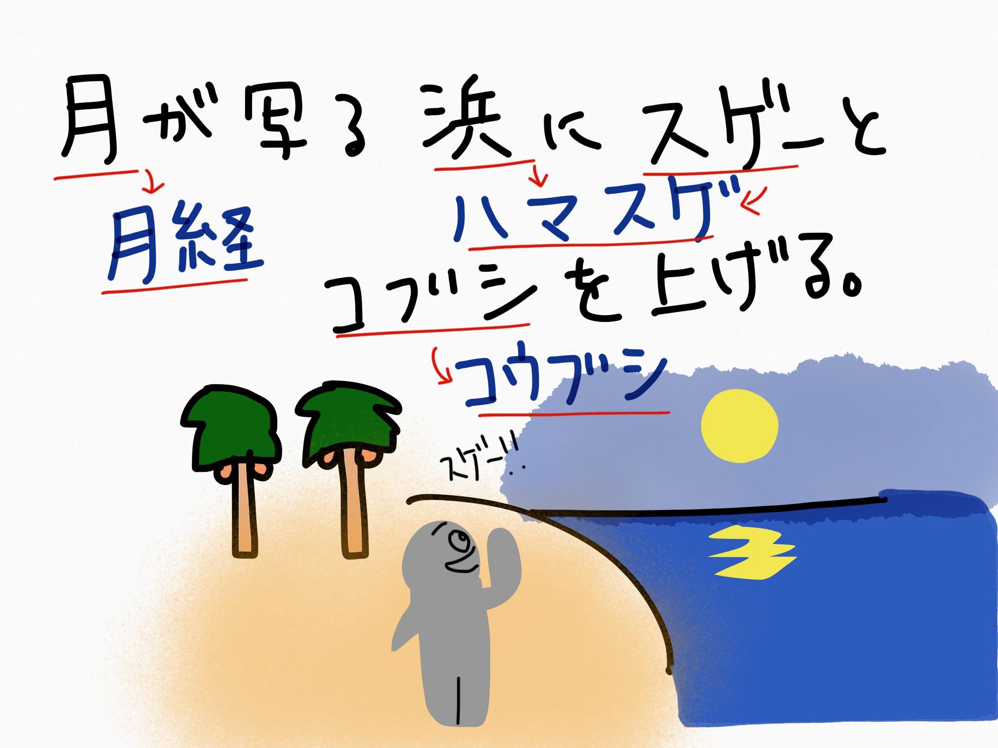 コウブシ[婦人薬等]生薬の覚え方・暗記方法・語呂合わせ
