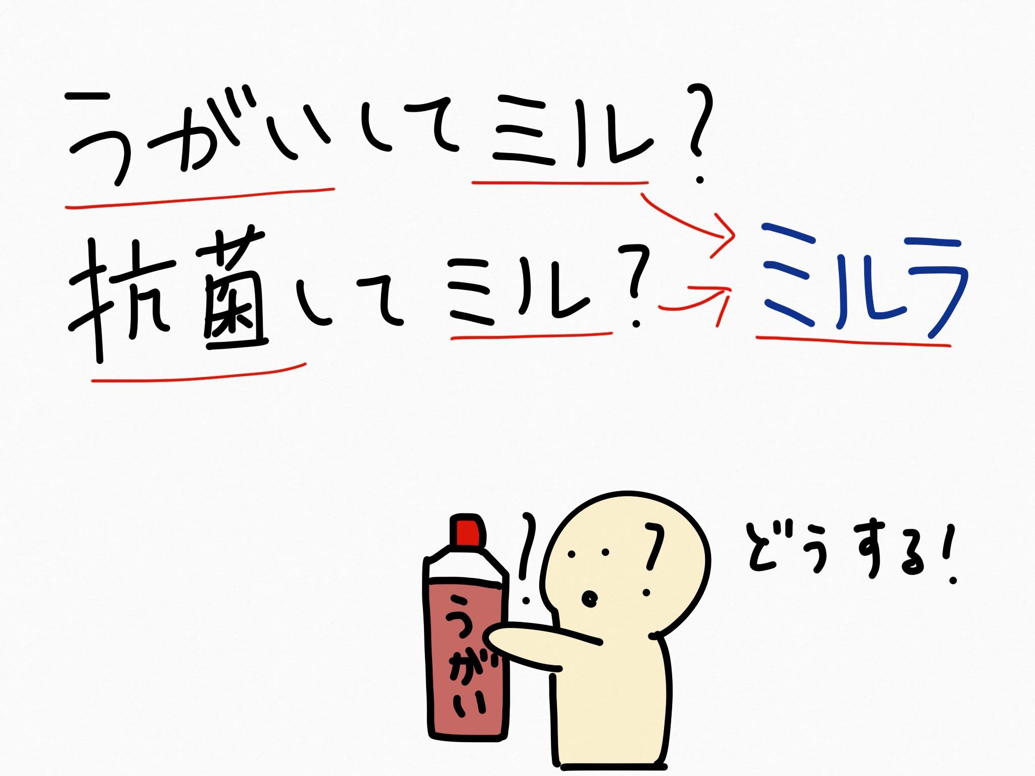 ミルラ[口腔咽喉薬他]生薬の覚え方・暗記方法・語呂合わせ