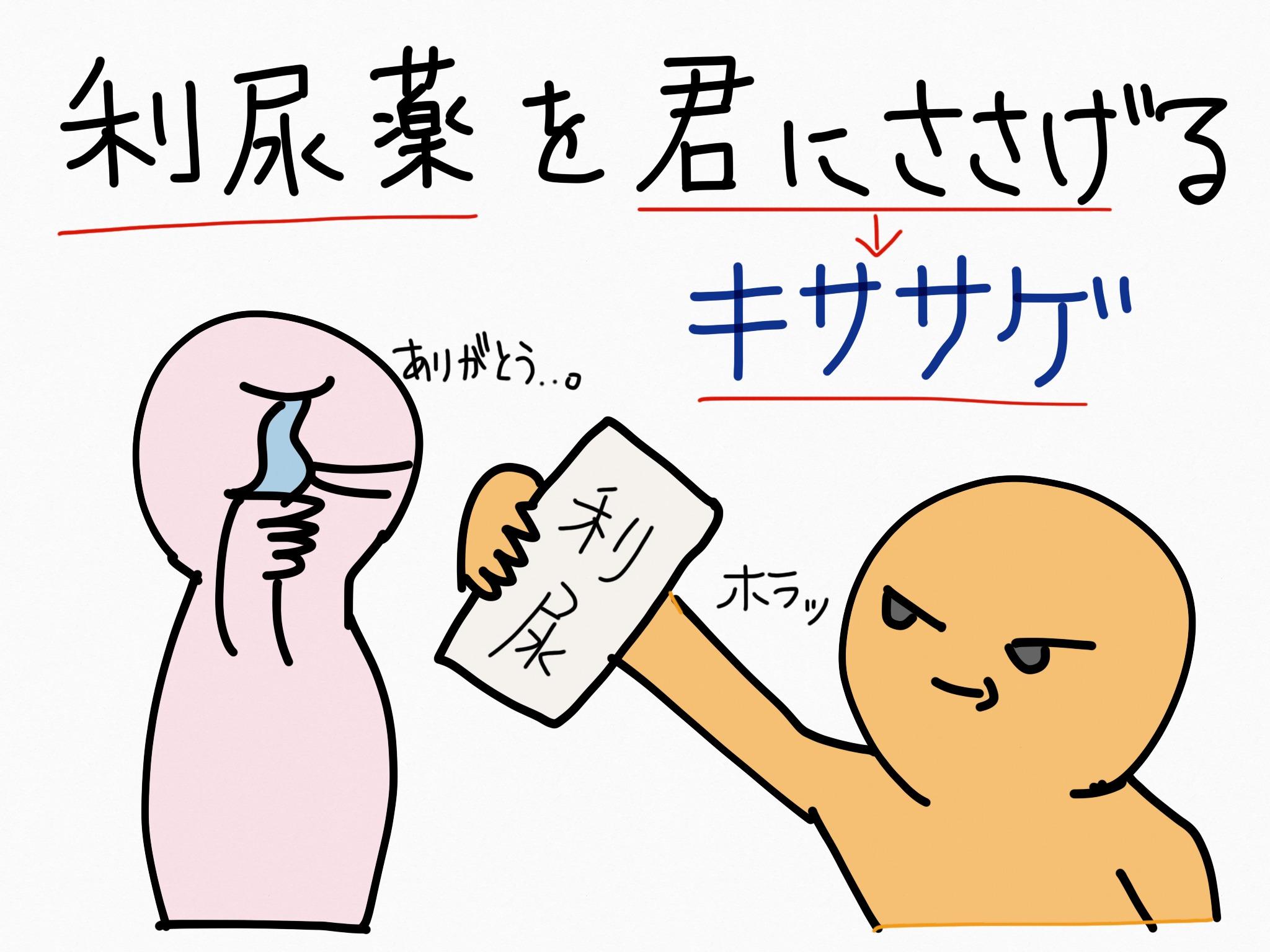 キササゲ[泌尿器用薬]生薬の覚え方・暗記方法・語呂合わせ